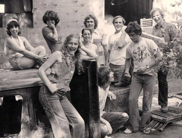 1979 YES Group at the Glen Ivy Community